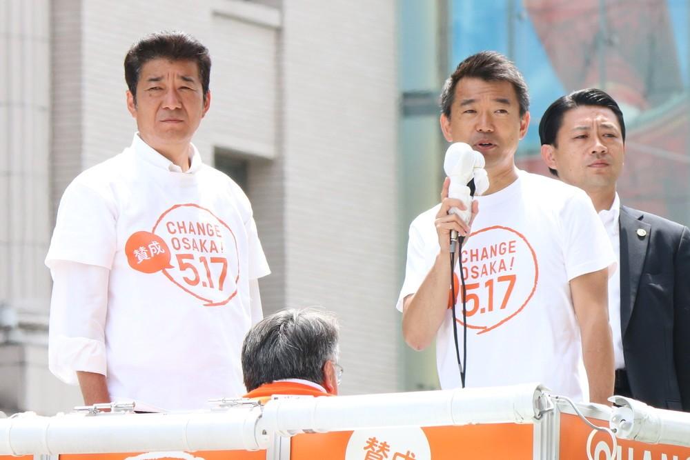 分裂「維新」 支持率は「大阪系」が圧倒 「東京系」埋没で民主との合流どうなる?