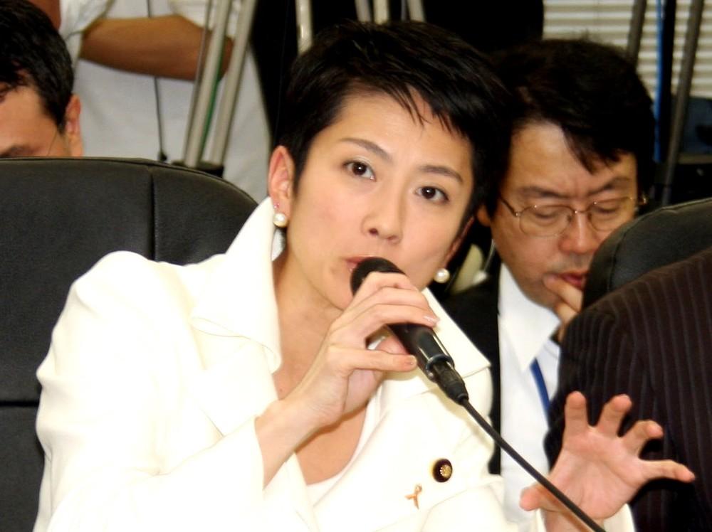 蓮舫氏、国会議員夫婦の育休に「全く理解できない」 ネットは賛否真っ二つの大論争に