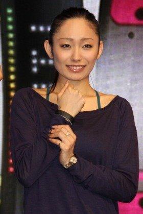 安藤美姫さんはインスタグラムのコメントに強く反論した(13年10月撮影)