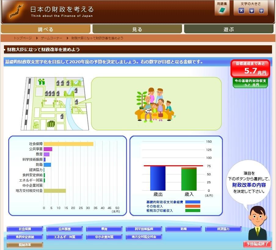 財務省の「日本を黒字化するゲーム」 注目度が高まっているワケ