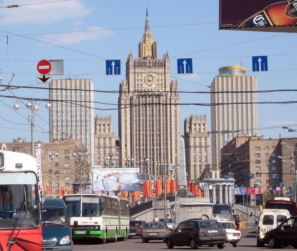 ロシア外務省、産経支局に「誤発送」の珍事 「産経の取材受けるな」と公式文書