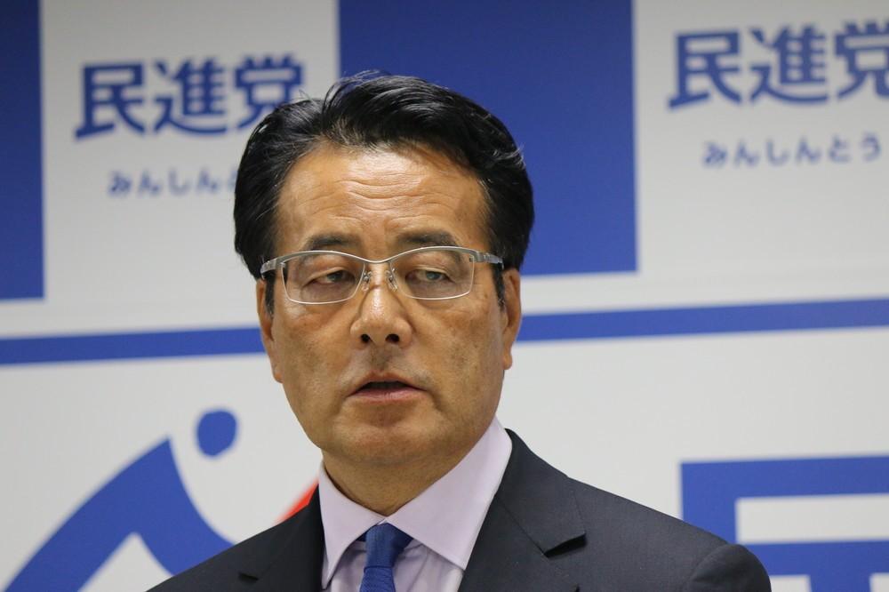 柿沢・木内両議員、岡田代表「退任」を痛烈批判 民進内で旧維新系の不満噴き出す