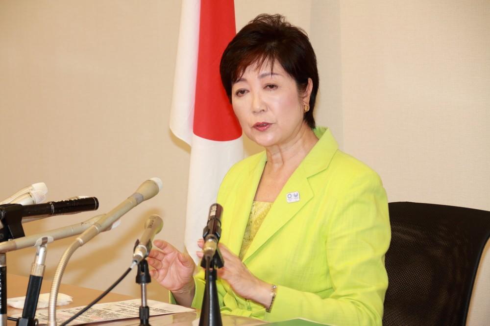 小池都知事、カジノ含む施設「あってもいい」 民放、NHKで相次いで発言