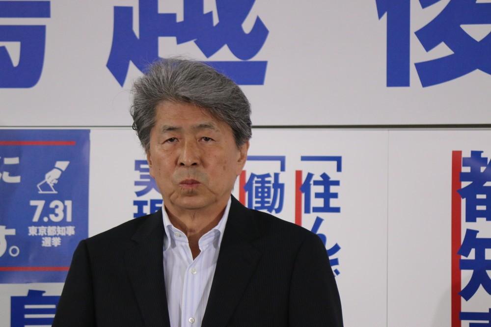 鳥越氏を揶揄の朝日記者「逆炎上」 「ペンの力って今、ダメ」発言に反論したが...
