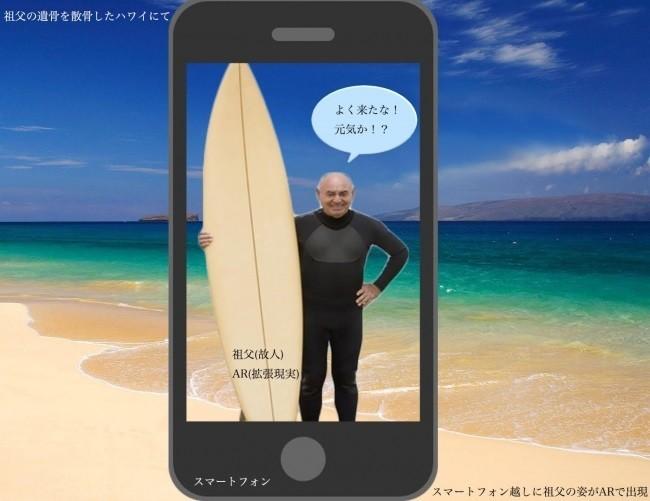 亡くなった人がポケモンのように現れる 新アプリに「泣ける」「いや怖い」