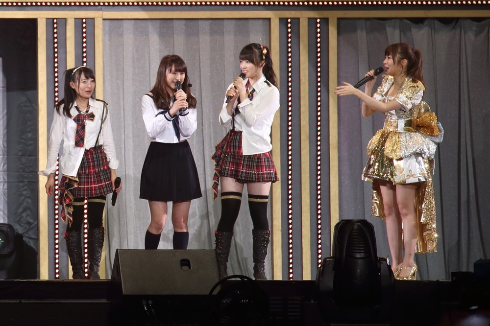 「なんて汚いアイドルコンサート」 HKT指原、身内の下ネタトークにダメ出し