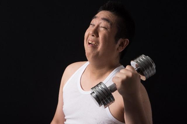 1か月半11キロ減のウーマン村本 ドヤ顔の健康生活が「体ボロボロ」