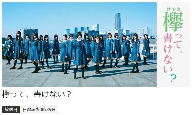 欅坂46冠番組、テレ東が放送休止 「ナチス制服騒動」で勘違い広まる