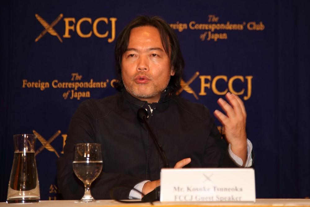 「拘束の原因」ISキーホルダーの素性 解放の常岡氏が会見で説明