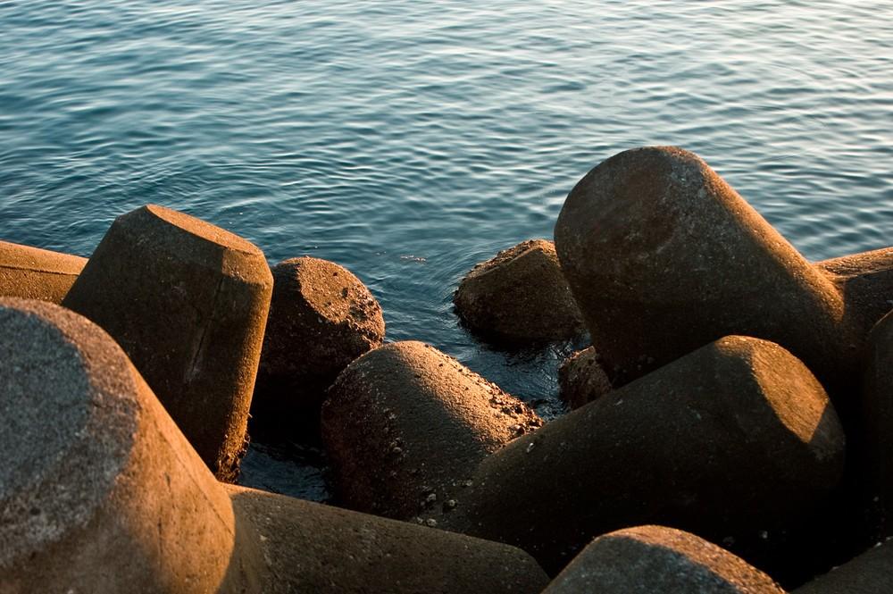 仙台港の津波、高さ1メートル40センチに 岩手県などでも潮位上昇中