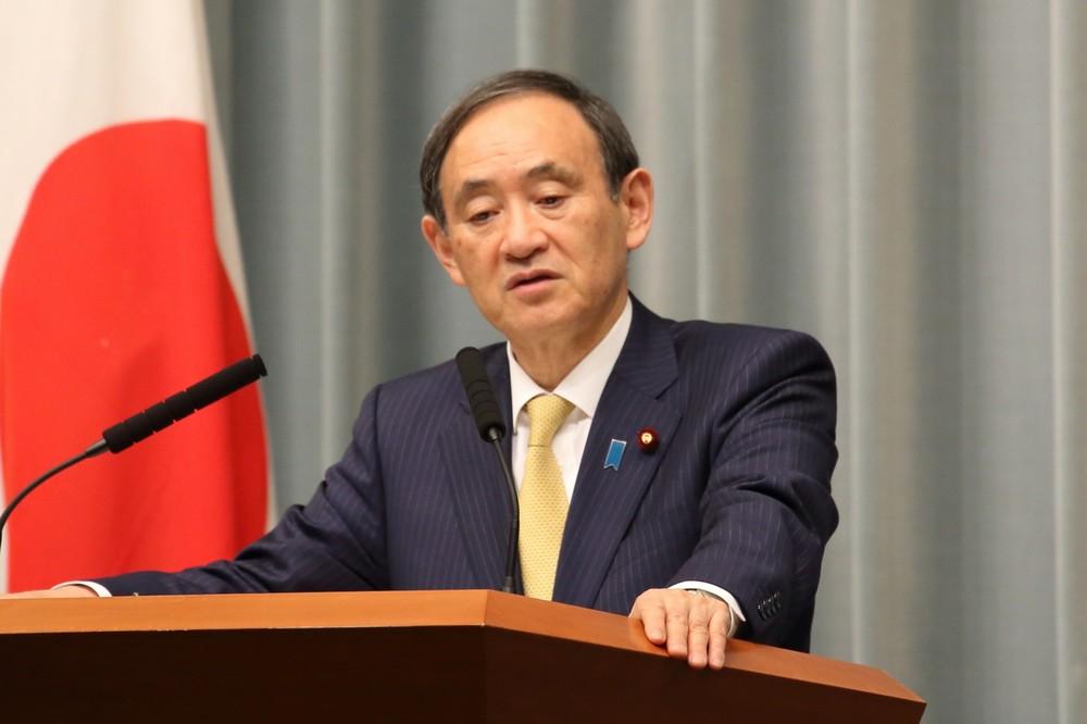 菅官房長官「トランプ政権と基本的価値を共有」 罵倒会見には「発言控えたい」