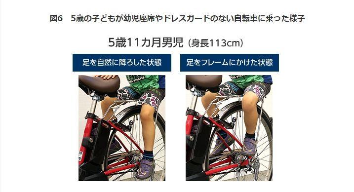自転車の後輪でかかとスッパリ切れた 小さい子を襲う「スポーク外傷」防げ