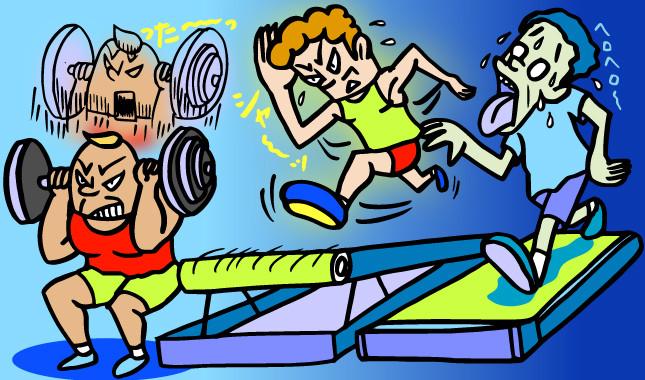 ED(勃起障害)が治るスポーツがあるって、ホント?