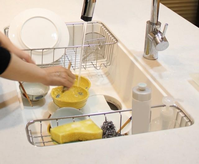 ノロウイルスにアルコールは効果薄 食べ物多い台所どうやって消毒