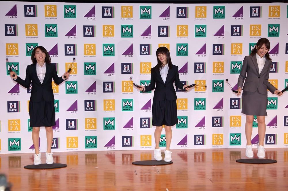 乃木坂46は体力がない 「ライブをやらせてもらっている割には...」