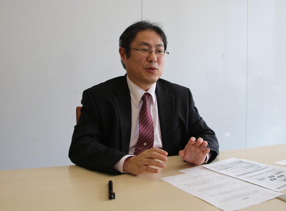 インタビュー時の木村氏