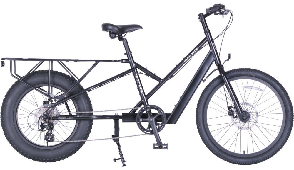 イクメン父さんの自転車「パパチャリ」 カスタムも楽しめカッコよく乗れる