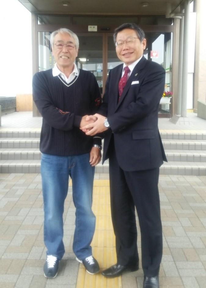 志村けん兄「本当にソックリ」 東村山市役所退職で語ったコト