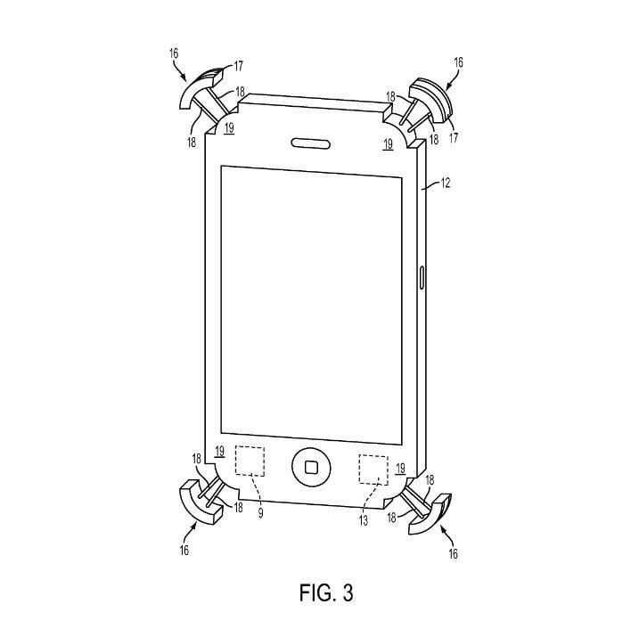 iPhoneに「スマホ版エアバッグ」搭載!? 米アップル「特許取得」の現実味