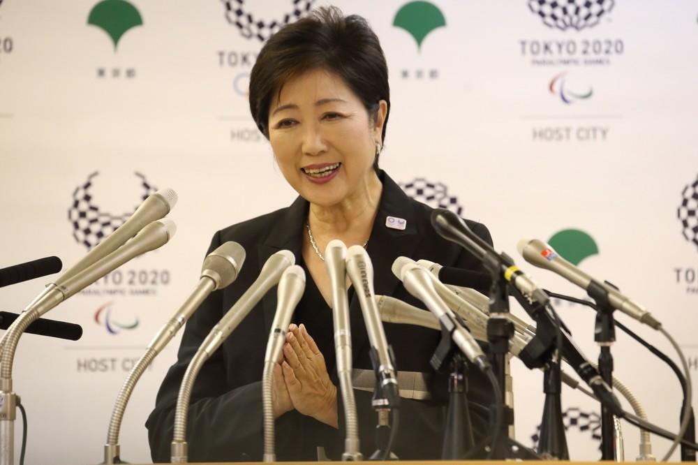 小池百合子氏、自民党「本部」とはこんなに親密  「都議選後の協力体制」二階幹事長と相談