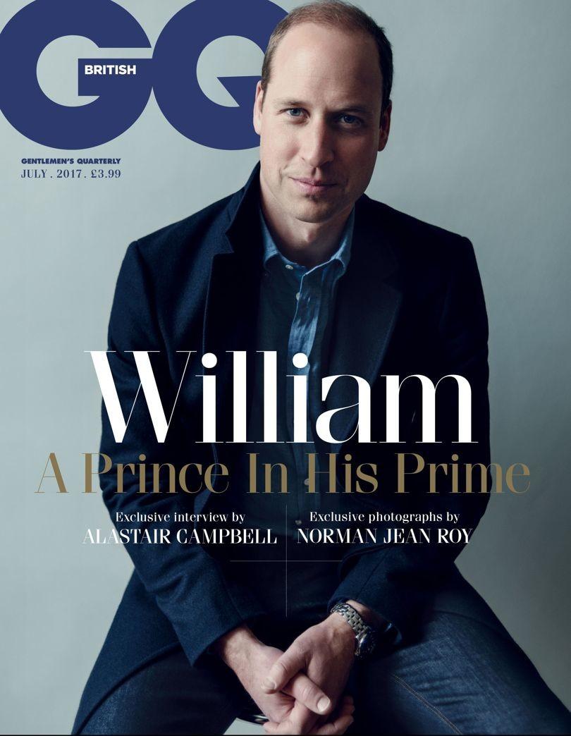 20年目に...英ウィリアム王子「心の健康」と「母の死」語る