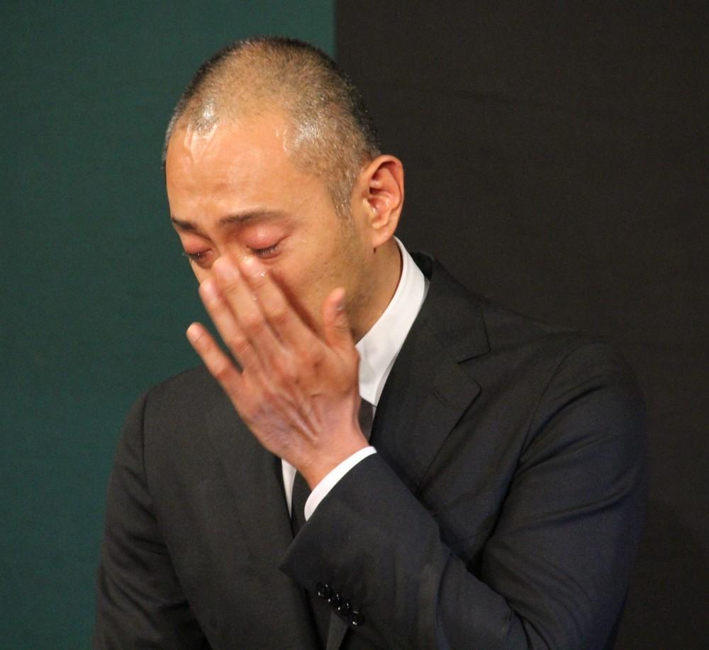 海老蔵さん「自分よりも相手のことを心配する優しさ」 麻央さんとの日々に言葉詰まらせ