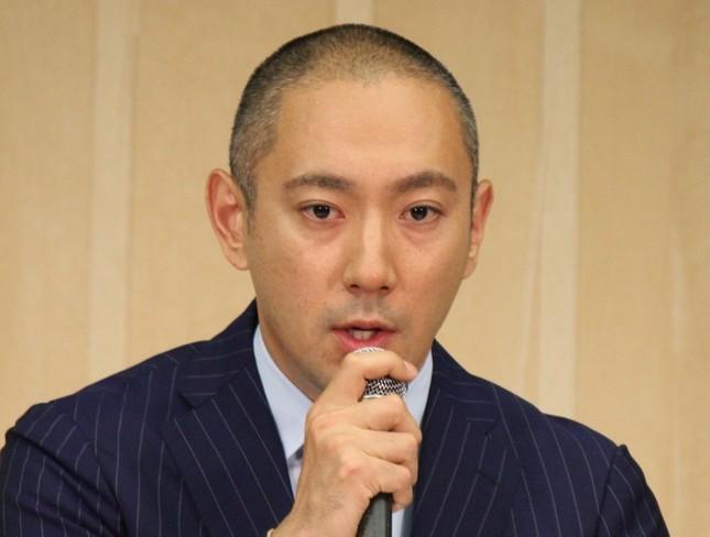 海老蔵、小林麻耶に感謝連発のワケ 「深く感謝」「ありがとう」...