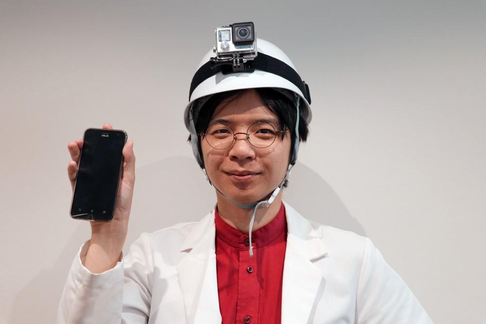 GoProを使って検証