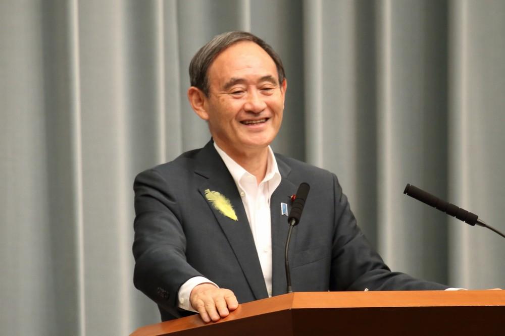 東京新聞の質問「しつこいと感じるか」 菅官房長官の反応は...?