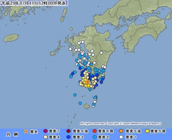 鹿児島で震度5強 加藤一二三「くれぐれもお気をつけください」
