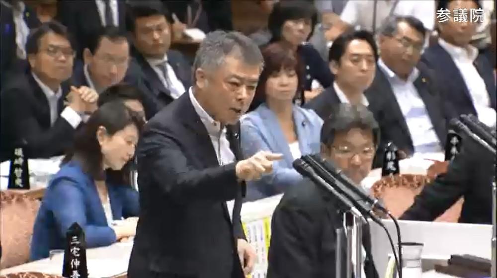 「出ていけよ」民進・桜井氏にあの人が苦言 「懲罰にすべき」「メディアの批判があると思いきや...」