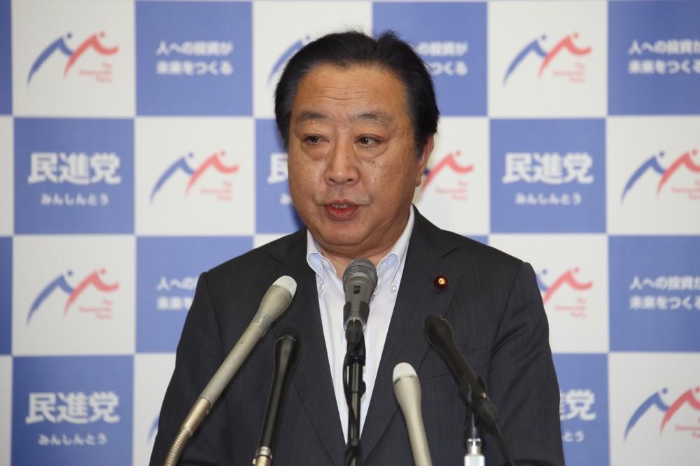 「ハスの花を下で支えるレンコン」のはずが... 野田幹事長、蓮舫氏辞任で「猛省」