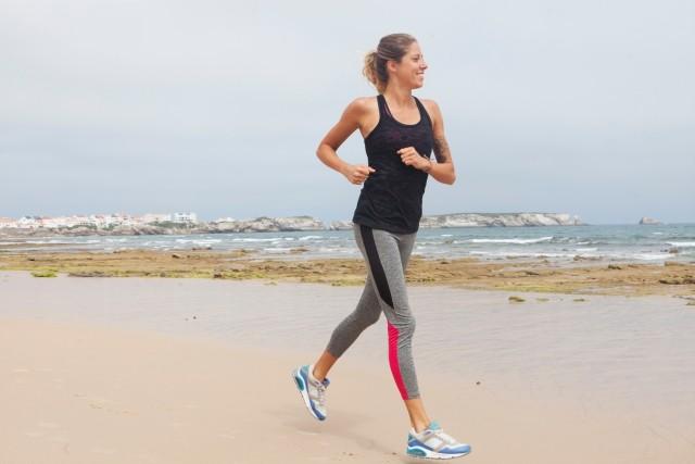 ランニングは腰痛予防に効果あり! クッションの椎間板が若々しく丈夫に