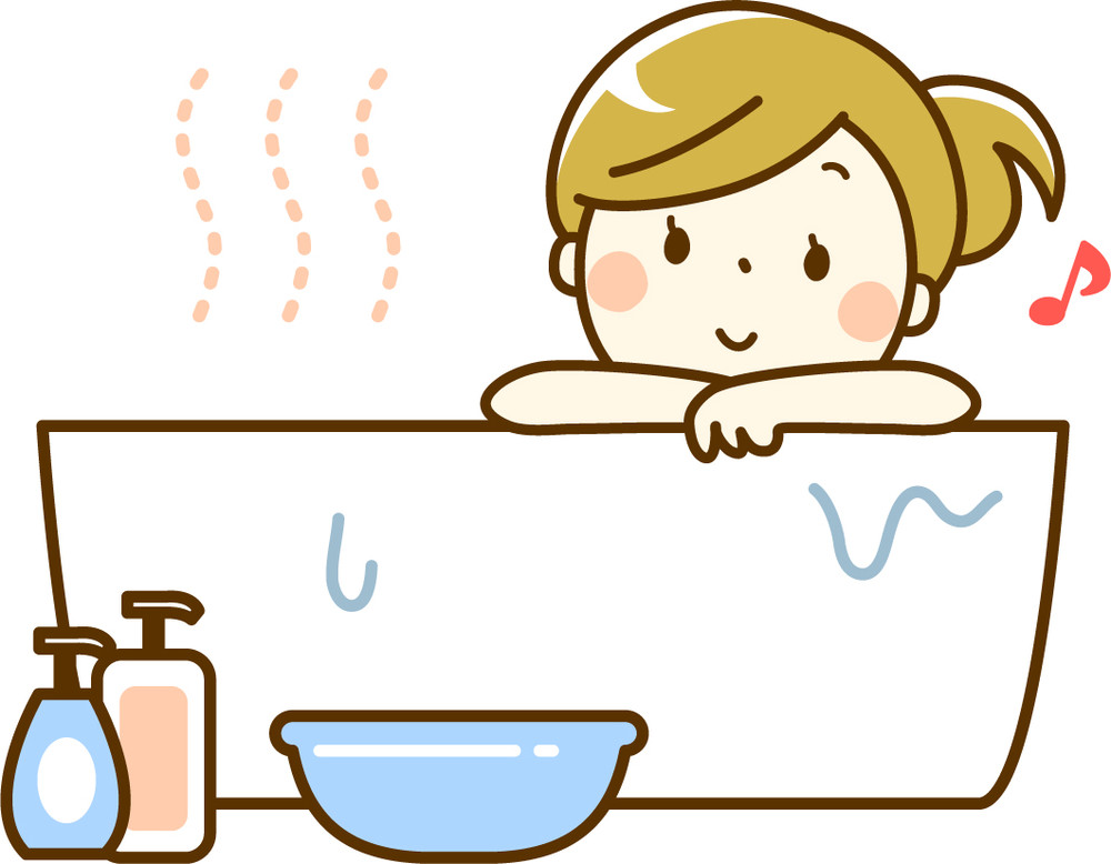 「お風呂ストレッチ」で肩こり・腰痛改善 超簡単!5分間ずつゆらゆら動かすだけ