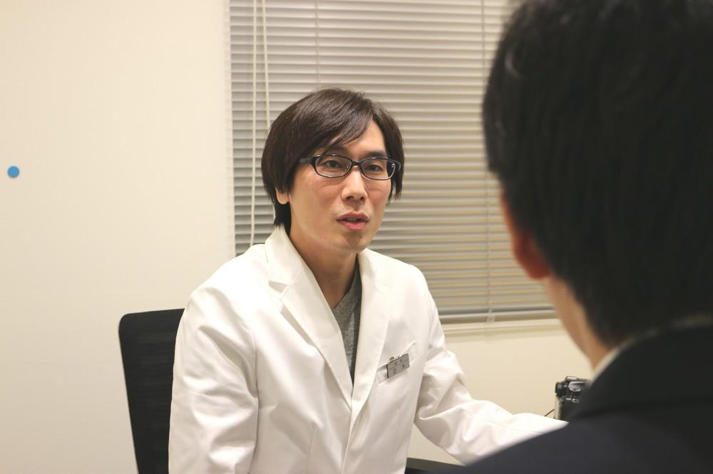 銀座総合美容クリニック院長の正木健太郎医師