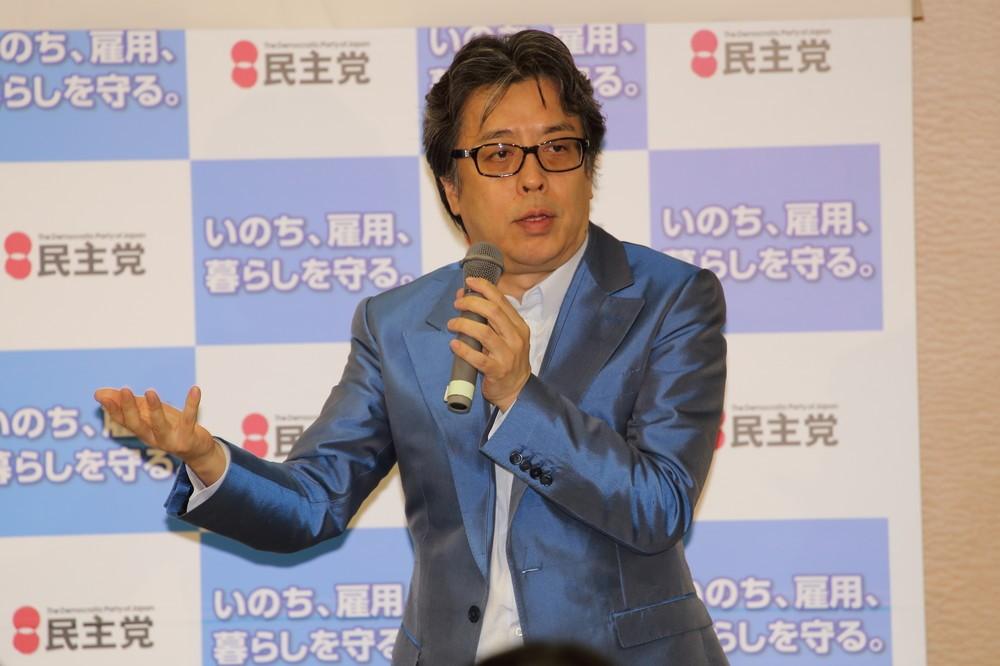 小林よしのり氏、山尾氏「離党会見」を評価 「実に見事だ。やはりモノが違う」