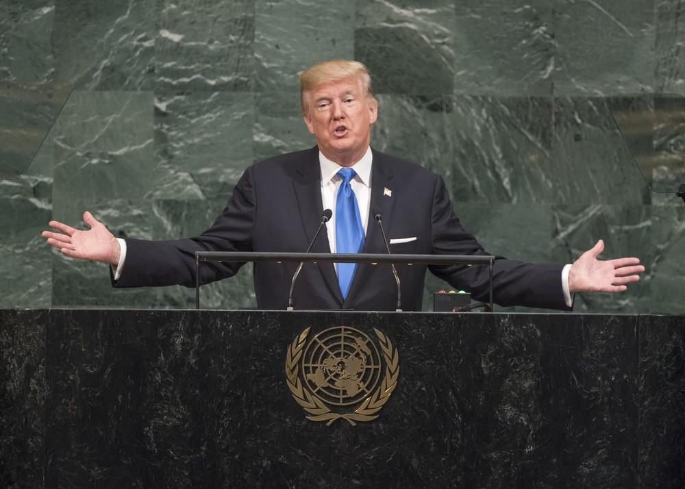 「ロケットマンっつったら、ふかわりょうだろ」 トランプ国連演説、思わぬ方向に飛び火