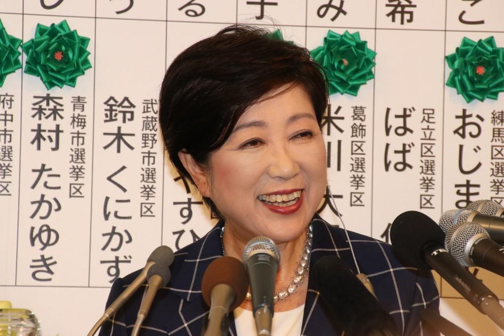 小池知事、首班指名は「山口那津男さんがいい」 公明党に揺さぶり強める理由は