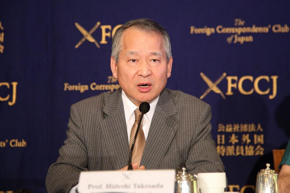猪木議員と「北朝鮮同行」学者が指摘 安倍首相の国連演説「最後の5行」の重要性