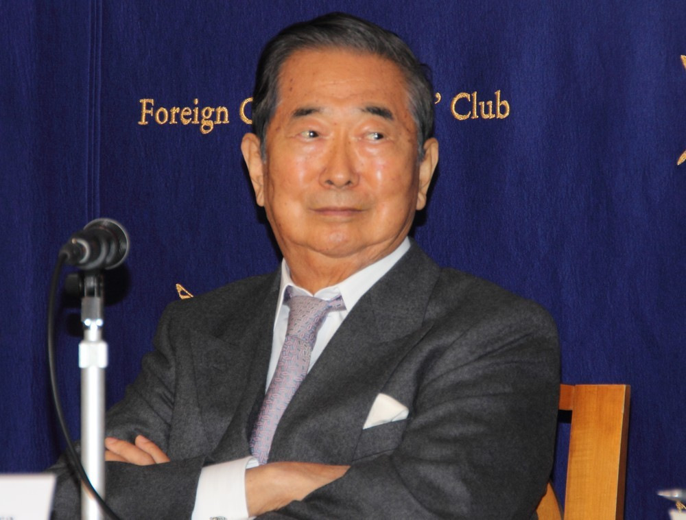 石原慎太郎、今度の衆院選は「敵前逃亡、裏切り...」 その中で「本物の男」は...