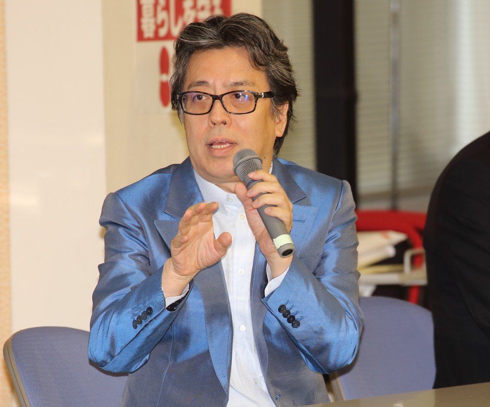 小林よしのり「希望の党はもう見捨てよう」 世論調査受け「一に立憲民主、二に共産」