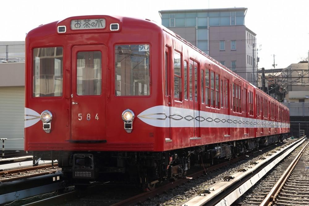 20年ぶりアルゼンチンから里帰り 丸ノ内線「赤電車」、イベント列車で復活なるか