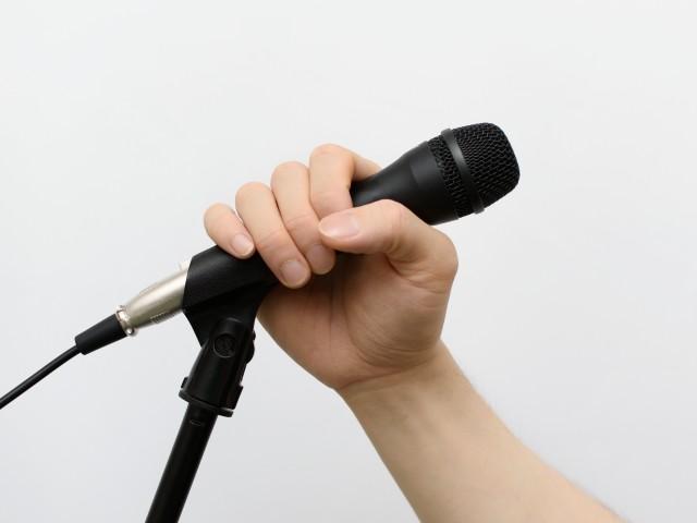 「機能性発声障害」とは(画像はイメージ)
