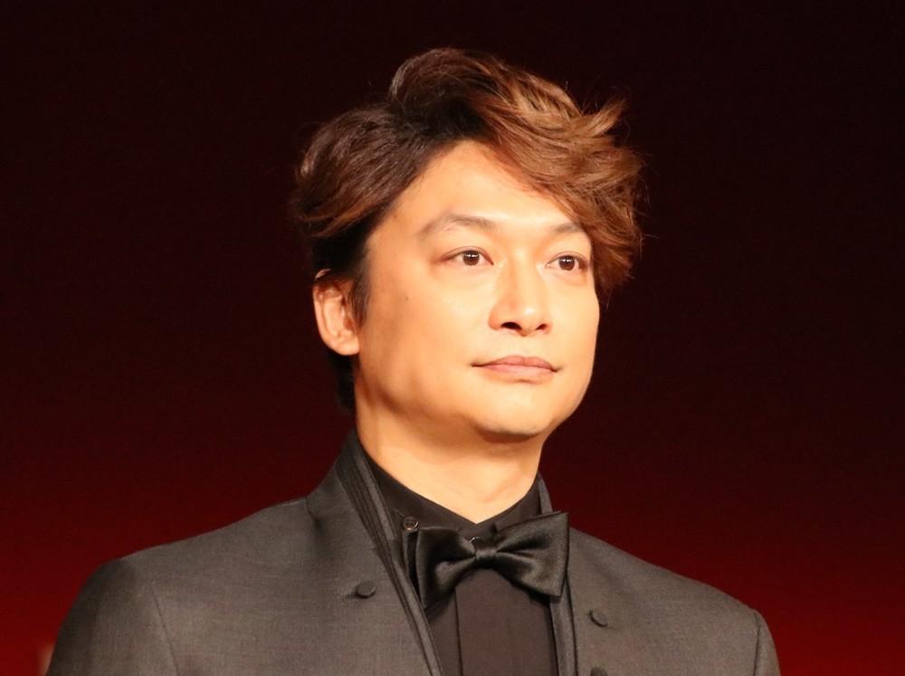 香取慎吾さん(2017年12月撮影)