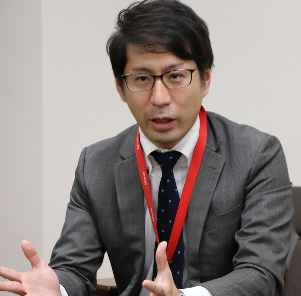 株式会社ロッテ マーケティング統括部 ブランド戦略部 チューイング企画室 今井 哲也さん