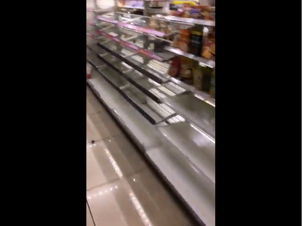 商品なく、店員不在...岐阜の異様なローソン 本社が想定外の事態が起きたと謝罪