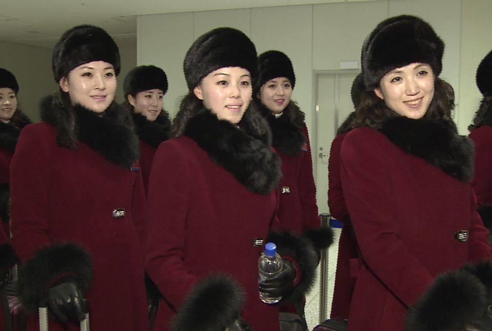 北朝鮮「ほほえみ外交」に手を貸している? 「美女応援団」過熱報道は「トイレ」まで