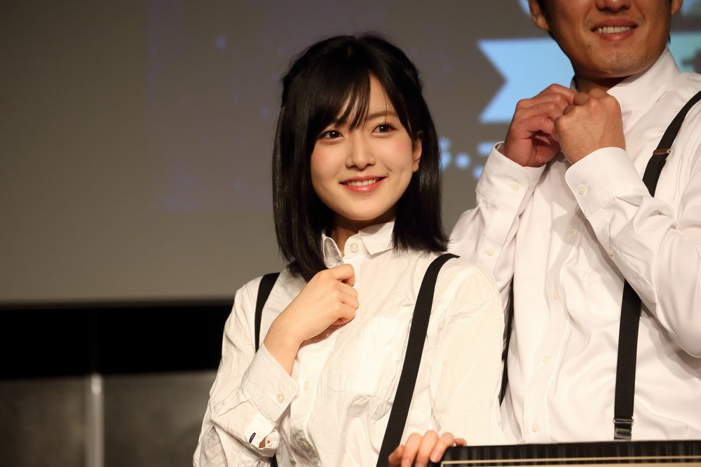 須藤凜々花、即興舞台で「爆弾」飛び出す? 稽古では「下ネタがバンバン...」
