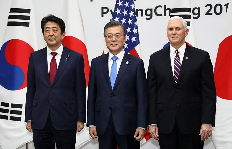 労働新聞、安倍首相を「招かれざる客」と罵倒 五輪訪韓で「和解の雰囲気に水を差す」