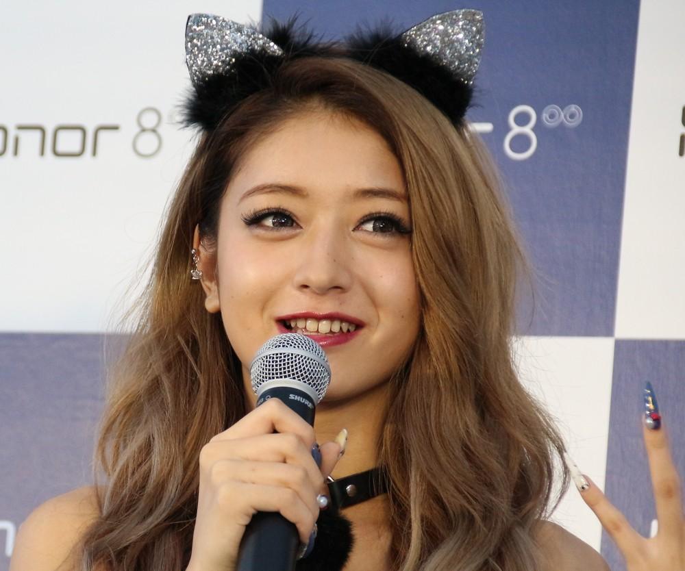 みちょぱ、昭恵夫人見たことないのに「見た」と報道 スポーツ報知に抗議